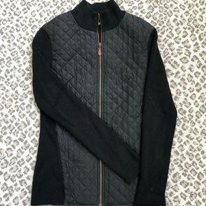 J McLaughlin zip up cardigan/jacket